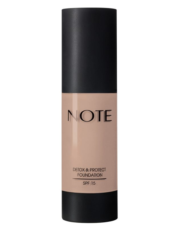 NOTE DETOX AND PROTECT FOUNDATION 104