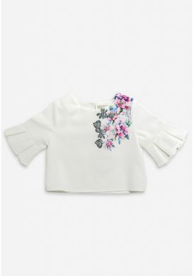 Bloomed Floral Kids Top