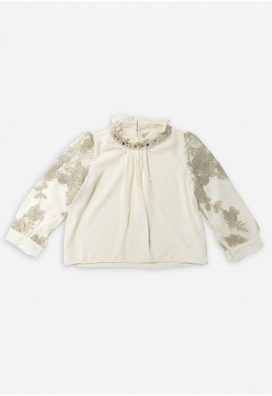 Golden Lush Kids Top