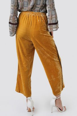 Elevated Wide Legs Trouser