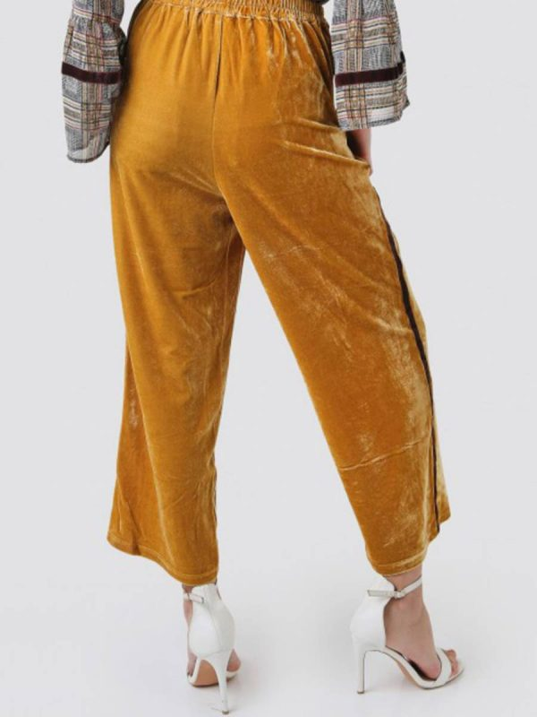 Elevated Wide Legs Trouser (1)