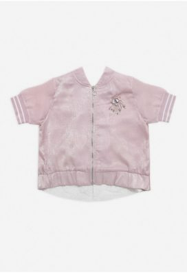 Front Zip Kids Jacket