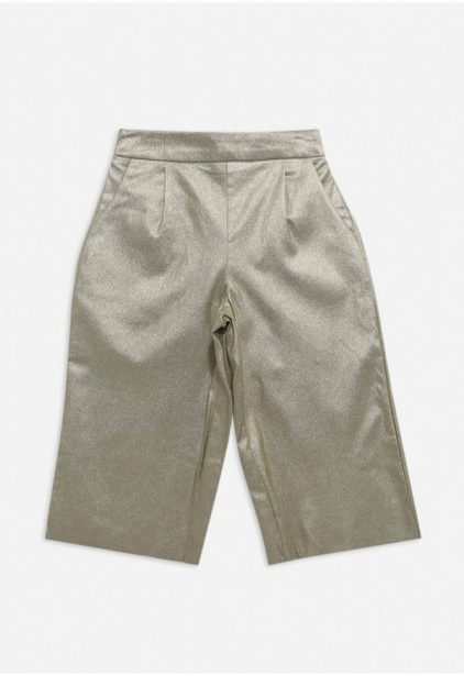 Gold Core Wide Leg Kids Pants