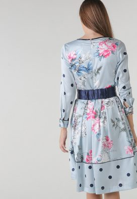 Belted Youth Dress