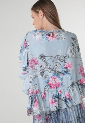 Open Sleeves Youth Top