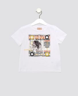Graphic Print Kids T-Shirt
