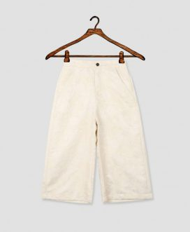 Mid-Rise Casual Pants