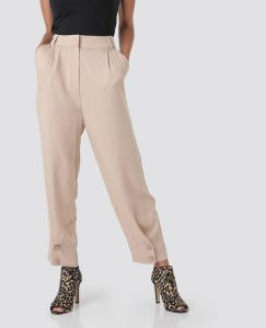Basic Loose Fit Trouser