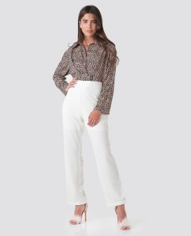 Elasticated Full Style Pants