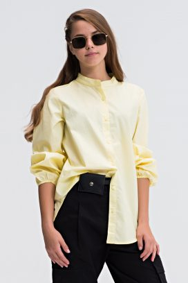 Full Sleeves Shift Shirt