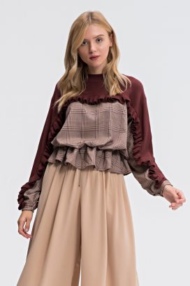 Peasant Full Sleeves Top