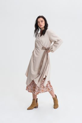 Strapped Full Sleeves Tunic