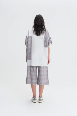 Multi Checks Tunic
