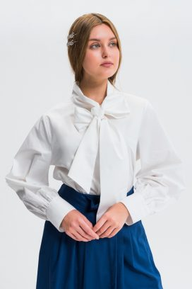 Bowl Collar Top