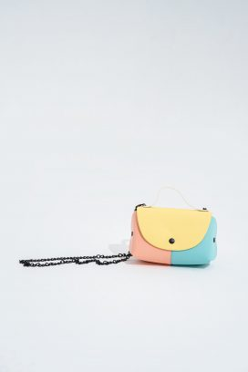 Multicolored Bag