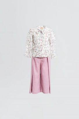 Full Sleeves Floral Shirt