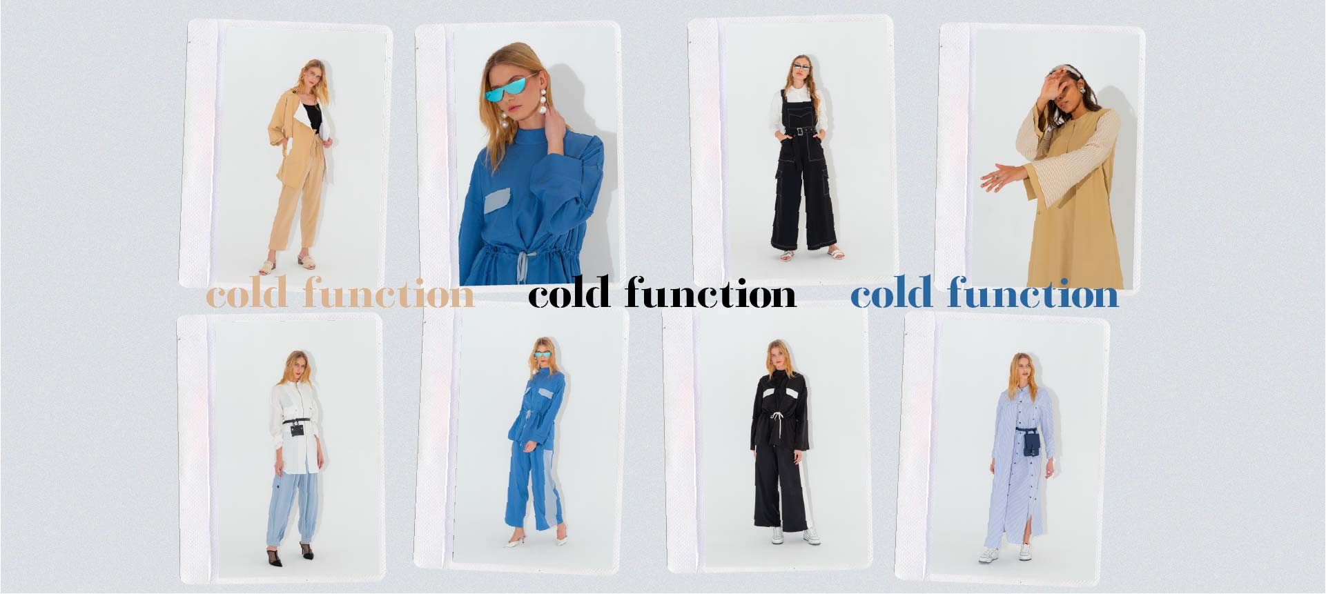 Anotah Spring Summer 2020 Cold Function