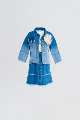 Full Sleeves Denim Jacket