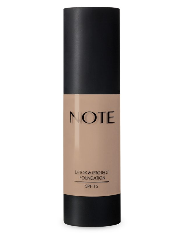 NOTE DETOX AND PROTECT FOUNDATION 100
