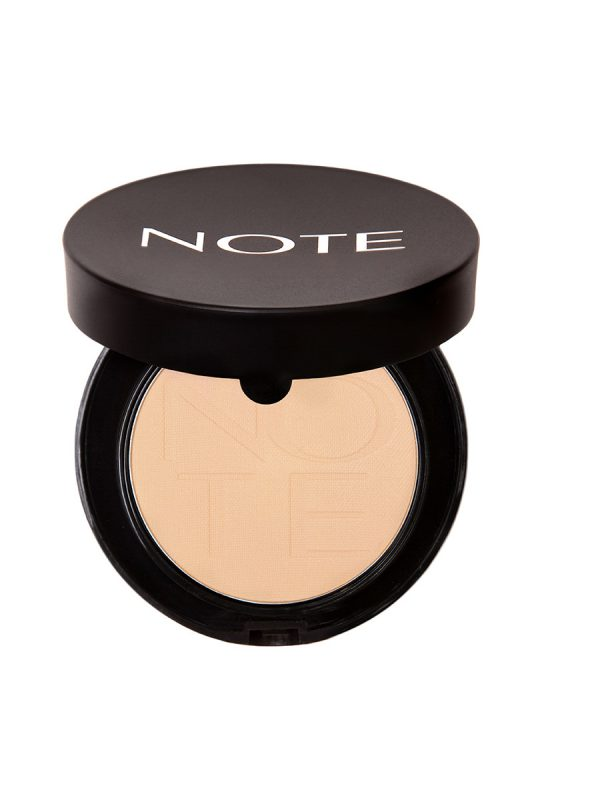 NOTE LUMINOUS SILK MONO EYESHADOW 02